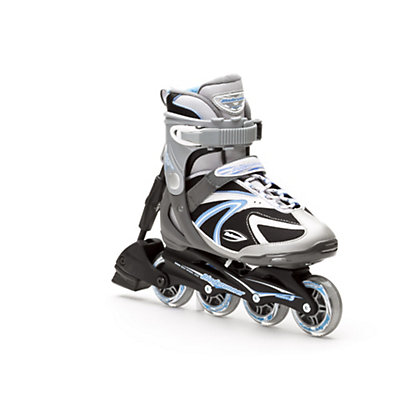 Bladerunner Performa ABT Womens Inline Skates 2016, Silver-Blue, viewer