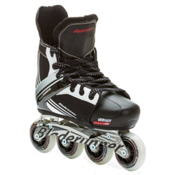 Bladerunner Dynamo Kids Inline Hockey Skates 2017, Black, medium