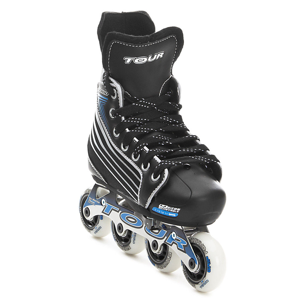 Tour ZT800 Adjustable Kids Inline Hockey Skates 2012 NEW ...
