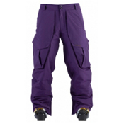 Armada Shambles Mens Ski Pants, Deep Purple, medium