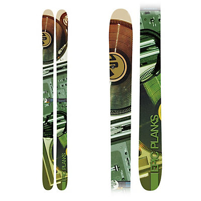Epic Planks Spinner Skis, , large