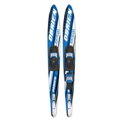 O'Brien Reactor Combo Water Skis With 475 Adjustable Bindings 2013, , medium