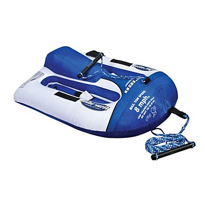 O'Brien Le Trainer Inflatable Junior Combo Water Skis With Standard Bindings, , large
