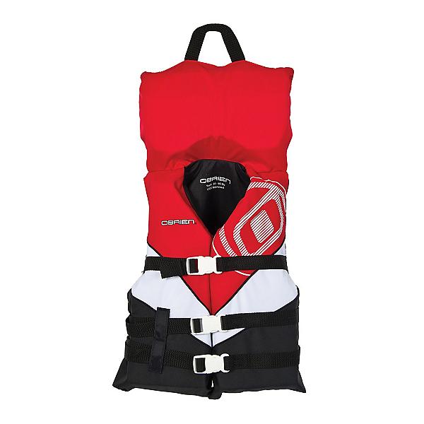 O'Brien Nylon with Collar Junior Life Vest 2017, Red, 600
