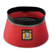 Ruff Wear Bivy Dog Bowl 2013, Red Currant, medium