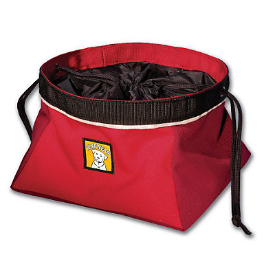 Ruffwear Quencher Cinch Top Dog Bowl, , large