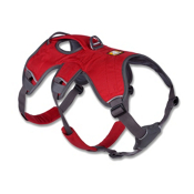 Ruffwear Web Master Harness, Red Currant, medium