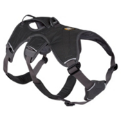 Ruff Wear Web Master Harness, Twilight Gray, medium