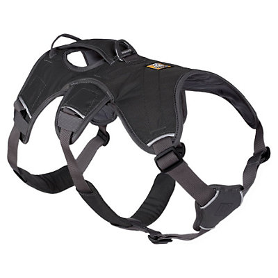 Ruffwear Web Master Harness, Obsidian Black, large