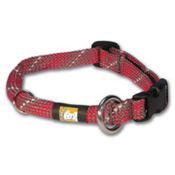 Ruff Wear Knot-A-Collar, Red Currant, medium