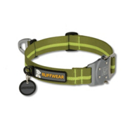 Ruff Wear Top Rope Collar, Forest Green, medium