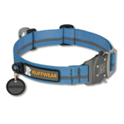 Ruff Wear Top Rope Collar, Glacial Blue, medium