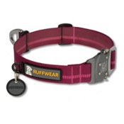 Ruff Wear Top Rope Collar, Purple Dusk, medium