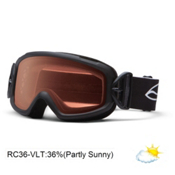 Smith Sidekick 13 Kids Goggles 2013, Black-Rc36, medium