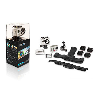 GoPro HD Hero2 Helmet Camera Outdoor Edition, , viewer