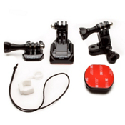 GoPro Grab Bag of Mounts, Black, medium