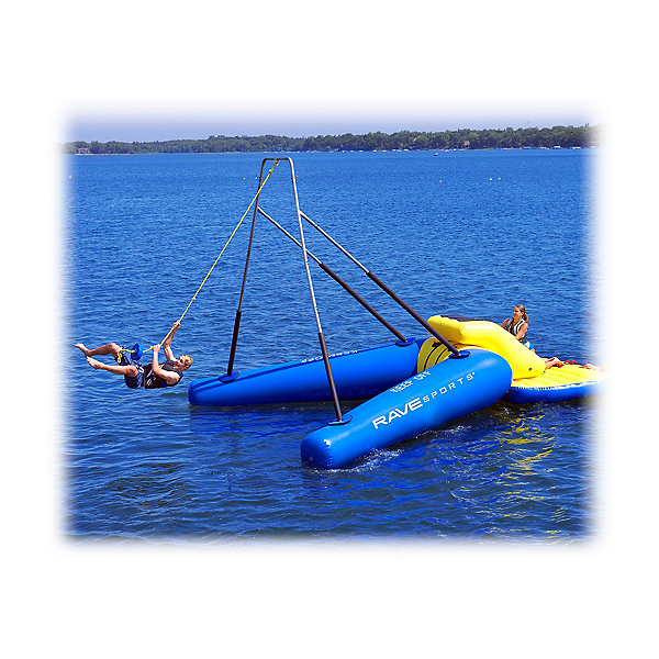 Rave Rope Swing Water Trampoline Attachment, , 600