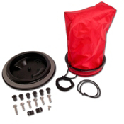 Harmony Hitch Kit 2016, Red-Black, medium