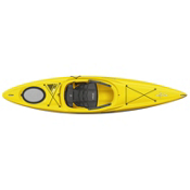 Dagger Zydeco 11.0 Recreational Kayak 2013, Yellow, medium