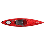 Dagger Zydeco 11.0 Recreational Kayak 2013, Red, medium