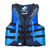 Body Glove Karma Nylon PFD S08 Womens Life Jacket, Navy-Royal, medium