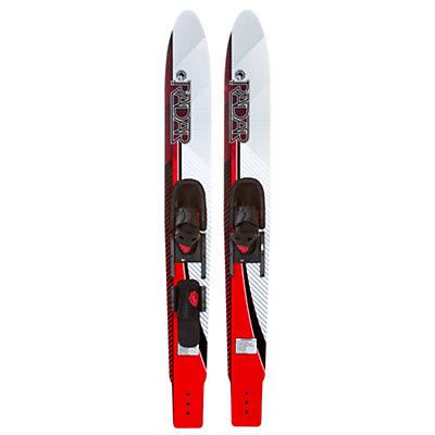 Radar Skis X-Caliber Combo Water Skis With Adjustable Horseshoe Bindings, , large