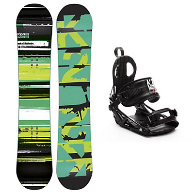 K2 Playback Snowboard and Binding Package, , large