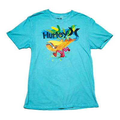 Hurley Bwana Whale T-Shirt, , large