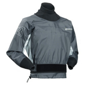 Immersion Research Rival Long Sleeve Paddling Jacket, Castlerock Gray, medium