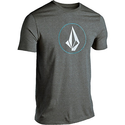 Volcom Circle Stone Surf Tee Mens Rash Guard, , viewer