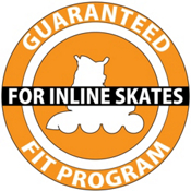 Guaranteed Fit Program For Inline Skates, , medium