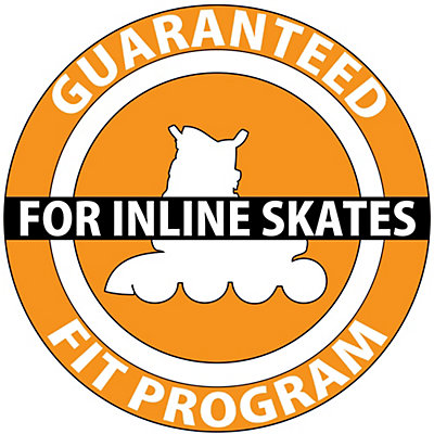 Guaranteed Fit Program For Inline Skates, , large
