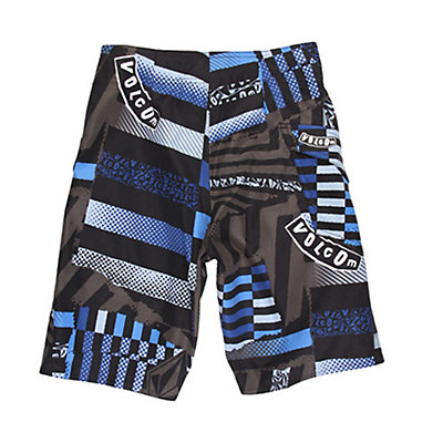 Volcom Maguro Print Boys Bathing Suit, , large