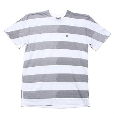 Volcom Stonez Stripe S/S Mens T-Shirt, , viewer