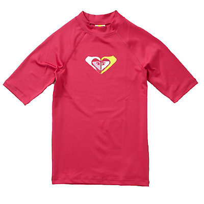 Quiksilver 2 of Hearts Spring Suit Kids Rash Guard, , large