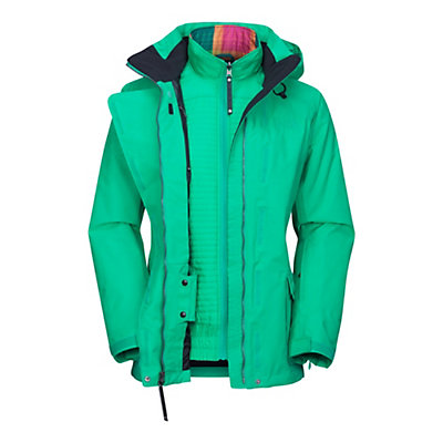 The North Face Pixey Triclimate Womens Insulated Ski Jacket, , viewer