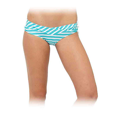 Roxy Bohemian Sunset Foldover Boy Brief Bathing Suit Bottoms, , large