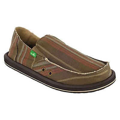 Sanuk Donny Mens Shoes, , large