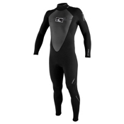 O'Neill Hammer 3/2 Short Full Wetsuit 2013, Black, medium