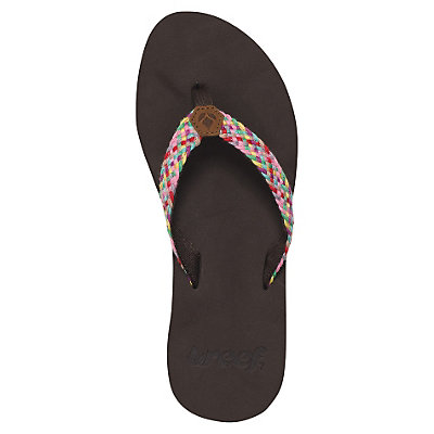 Reef Mallory Womens Flip Flops, , large