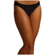 Body Glove Smoothies Bikini Bathing Suit Bottoms, Black, medium