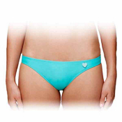Body Glove Smoothies Bikini Bathing Suit Bottoms, Blue, medium