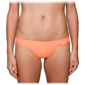 Body Glove Smoothies Bikini Bathing Suit Bottoms, Orangerine, medium