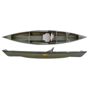 Native Watercraft Ultimate 14.5 Solo Angler Kayak 2013, Olive, medium