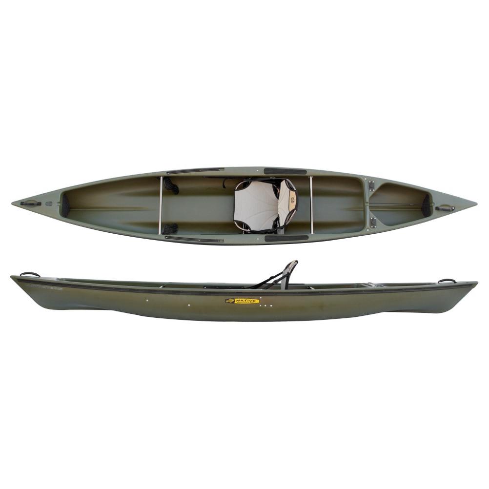 Rigged heritage kayak images frompo for Cabelas fishing kayak