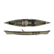 Native Watercraft Ultimate 14.5 Solo Angler Kayak 2013, Camo, medium