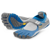 Vibram FiveFingers TrekSport Womens Athletic Shoes, Blue-Gray, medium