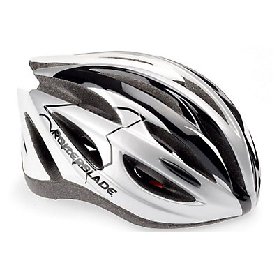 Rollerblade Performance Womens Fitness Helmet 2017, Silver-White, viewer
