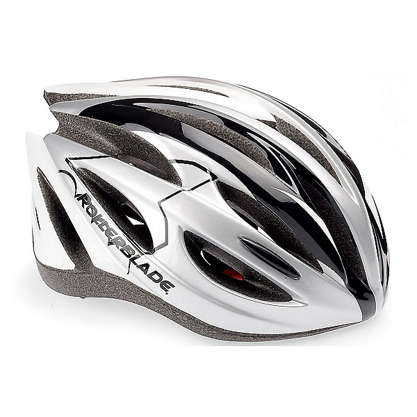 Rollerblade Performance Womens Fitness Helmet 2017, Silver-White, 600