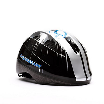 Rollerblade Zap Boys Fitness Helmet 2017, Black-Red, viewer